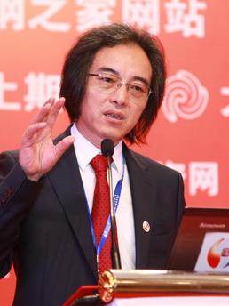 钢之家网站董事长兼总经理 吴文章