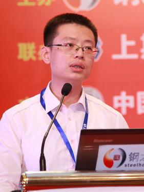 上海期货交易所商品一部 高级经理 冯夏宗