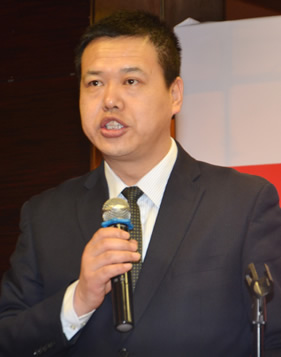 陕钢集团韩城钢铁总经理助理  闫武堂