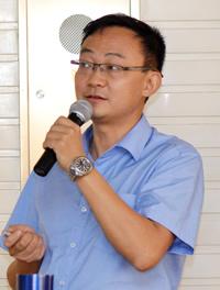 成都积微物联集团股份有限公司 总经理 谢海