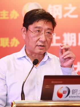 中国物流与采购联合会副会长 蔡进