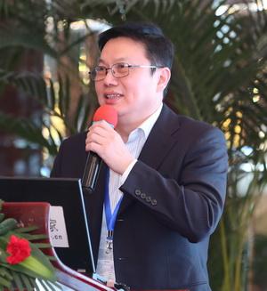 刘建军 主题演讲《认清形势 保持定力 努力提升产业链》