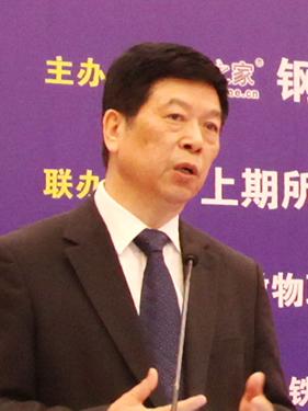 中国钢铁工业协会常务副会长  顾建国