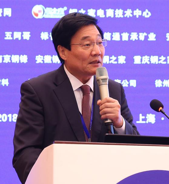 演讲题目:《中国宏观经济和全球铁矿石市场》